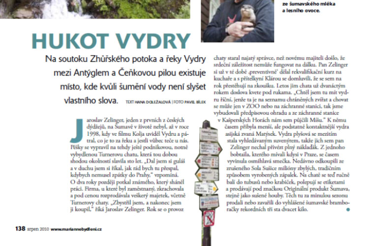 Hukot Vydry