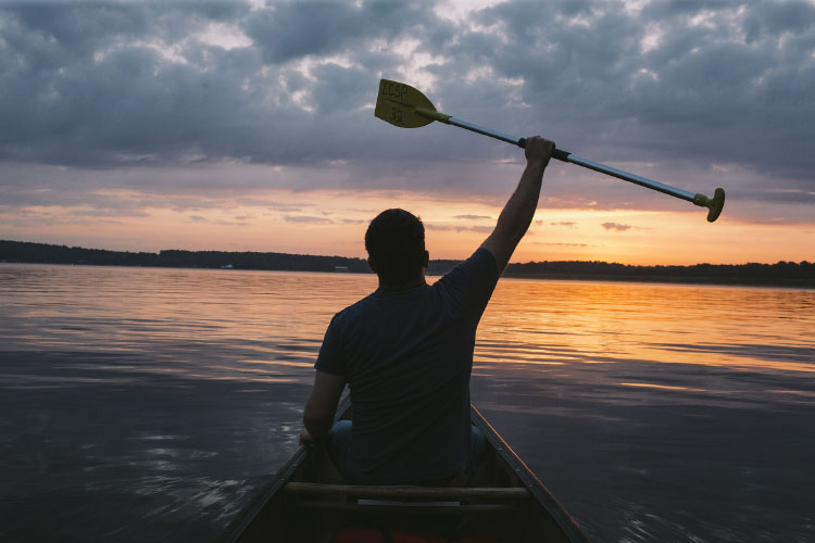 Das Vydratal für Wassersportler